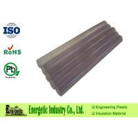 China Clear Solid Polycarbonate Rod, PC Rod Tube for Engineering on sale