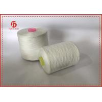 Virgin Dyed Polyester Yarn 30/1 100% Ring Spun Polyester Yarn Manufactures