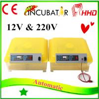 2015 best sale CE approved mini egg incubator for 48 eggs Manufactures