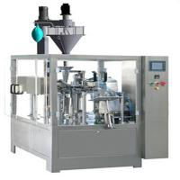 Buy cheap coco liquid filling stand up pouch filling and sealing machine from wholesalers