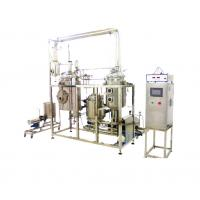 CE Herbal Extraction Equipment Steam Fractional Alcohol Distillation Equipment Manufactures
