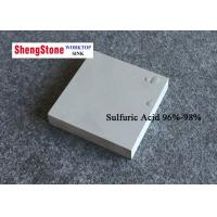 Corrosion / Heat Resistance Epoxy Resin Worktop Technical Date Matte Polishing Manufactures