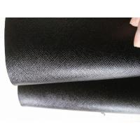 China Black Furniture Full Grain Cow Leather Material For Upholstery on sale
