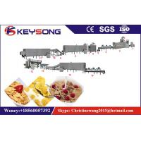 China Food Grade Breakfast Cereal Making Machine Food Extruder High Efficiency on sale
