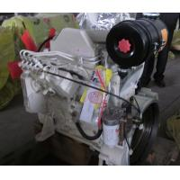 60HZ Generator 4BT Turbocharged Marine Diesel Engines , Small Diesel Boat Engine Manufactures