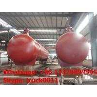 China famous leading buried lpg tanker for sale, factory direct sale best price underground propane gas storage tank Manufactures