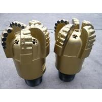 5 Blades PDC Drill Bit For Limestone Shale Water Well / Gas Oil Well Drilling Manufactures