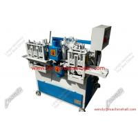 China round wood cutter with double cutter head|hoe handle making machine for sale on sale