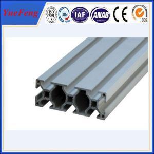 6063 China aluminium manufacturer,best price industrial aluminium profile for flow line Manufactures