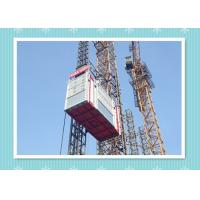 Multifunctional Rack And Pinion Hoist Construction Building Elevator Manufactures