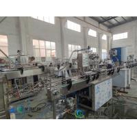 China 330ml Aseptic Beverage Filling Line , Piston Filling Machine For Beer on sale