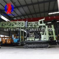 XYD-44A Steel crawler drilling rig hydraulic well drilling rig installation is simple, easy to use Manufactures