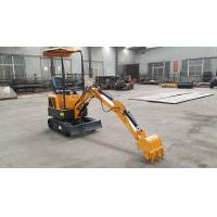 China Made in china high quality Mini Crawler excavator HQ08 with CE, Euro 5 engine on sale