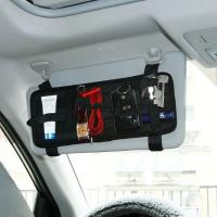 Black Cocoon Grid It Organiser , Car Visor Organizer For Travel Manufactures