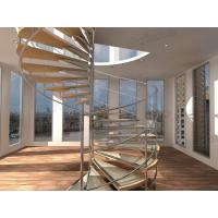 Solid Wood Stairs Manufactures