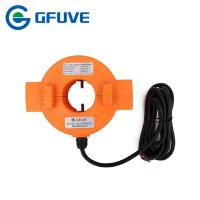100/5A outdoor clamp type split core current transformer with voltage sampling function Manufactures