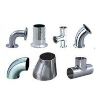 Quality 2.0mm Stainless Steel Sanitary Fittings Grade 316 90 Deg Bend Long Type 1.5 x D for sale