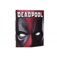 Deadpool Movie Blu-Ray DVD Action Adventure Comedy Series Blue Ray Movies DVD Manufactures