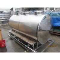15kw Stainless Steel Water Storage Tank For Liquid Water Production Line Manufactures