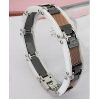 Popular 316L Stainless Steel Fashion Ceramic Bracelets Manufactures