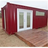 Shipping prefabricated container house prefab container homes Manufactures