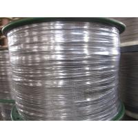 12mm 7x19 316 / 304 Stainless Steel Wire Rope With En12385-4 , High Brightness Manufactures
