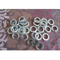 High Strength Flat Steel Spring Washer 8.8 Grade Black Color Anti Vibration M2-M56 Manufactures
