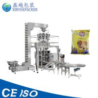 25-50 Bag/min Chips Pouch Packing Machine , Potato Chip Packaging Machine Manufactures
