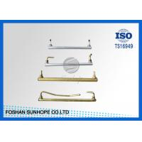 Oil Cooler Car Radiator Parts Copperbrass , Radiator Replacement Parts Direct Fit Manufactures