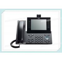 Embedded Bluetooth Radio CP-9971-W-K9 Cisco IP Phone 9971 Integrated Ethernet Switch Manufactures