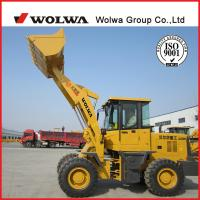 wolwa DLZ 926  Wheel Loader front loader from china manufacture Manufactures