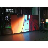 Seamless Rental Corporate Indoor Led Video Walls P1.875 High Definition Manufactures
