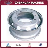 Steel wheel rim production line Manufactures