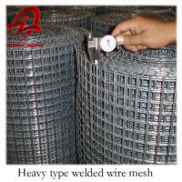 Heavy gauge pvc coated welded wire mesh(factory,high quality) Manufactures