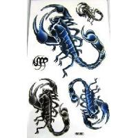 Fashion Tattoo Sticker (N017) Manufactures