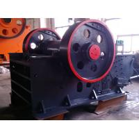 Automatic Discharging Dolomite Flint Jaw Crusher Machine With Impact Protection