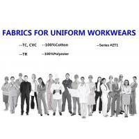 Uniform Workwear Fabric Collection 201804#ZT1 Manufactures