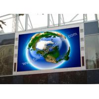 Beautiful Design Outdoor Fixed LED Display P5 / P6 / P8 / P10 / P16 Manufactures