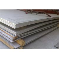 Thickness 3.0 - 16.0mm ASTM / ASME UNS S30408 Stainless Steel Plate for Pressure Vessel Manufactures