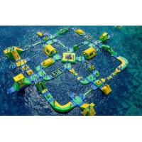 Popular Inflatable Floating Water Park Games For Adults Manufactures