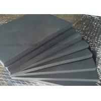 Quality Anti Corrosion Rubber Sound Absorbing Foam Black 50mm Thickness Acoustic Foam for sale