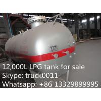 4.5 metric ton cooking gas storage tank for sale,  factory price CLW brand liquefied petroleum gas storage tank for sale Manufactures