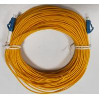 China Single Mode Fiber Optic Patch Cable Simplex 2.0-30M LC LC Type Low Insertion Loss on sale