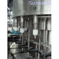 3-in-1 Water Filling Machines XGFD14-12-5 With Capping Function For Mineral Water Manufactures