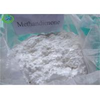 China Dianabol Metandienone Legal Anabolic Steroid Hormone CAS 72-63-9 99% Purity on sale