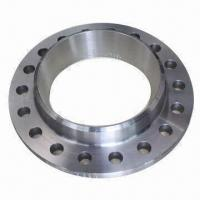 Flange in Welding Neck, Slip-on and Blind Type, Made of Steel/Carbon Steel Manufactures