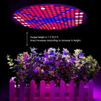 50W UFO Hydroponics LED Grow Light Bulb For Indoor Plants , 120 Degree Angle Manufactures