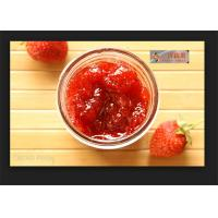 China Flavored Strawberry Canning Fruit Jam HACCP Certification No Preservatives on sale