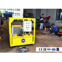 China ISO CE Proved Portable Hydraulic Pump Unit With Anti Explosion Electric Motor on sale