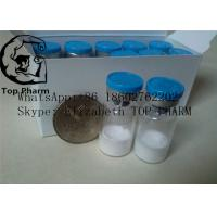 CAS:87616-84-0  2mg/vial  GHRP-6 Acetate White powder  Gain musles  Growth hormone releasing Manufactures